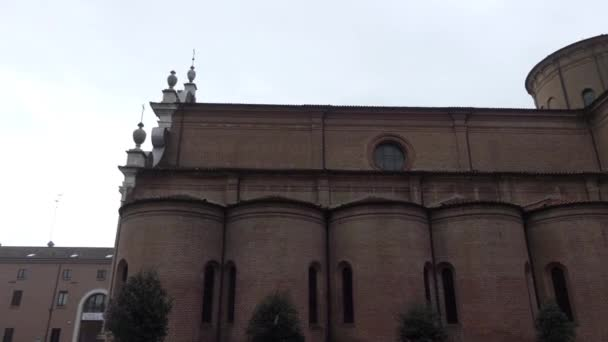 Ferrara, Itálie: Kostel svatého Benedikta na Corso Porta Po