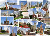 Photo Landmarks of Moscow