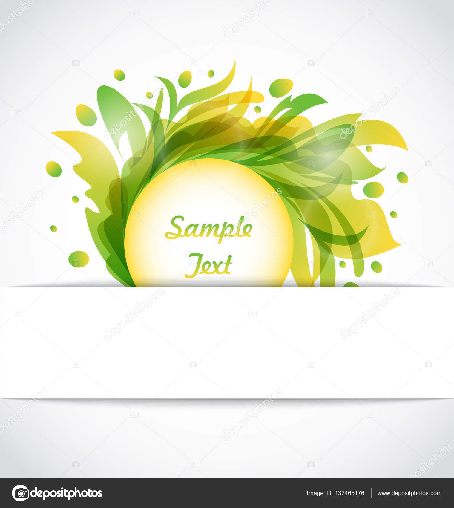 Transparente Rahmen Eco — Stockfoto © smeagorl #132465176