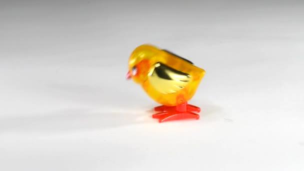 Aufziehbare Spielzeug Ducky.