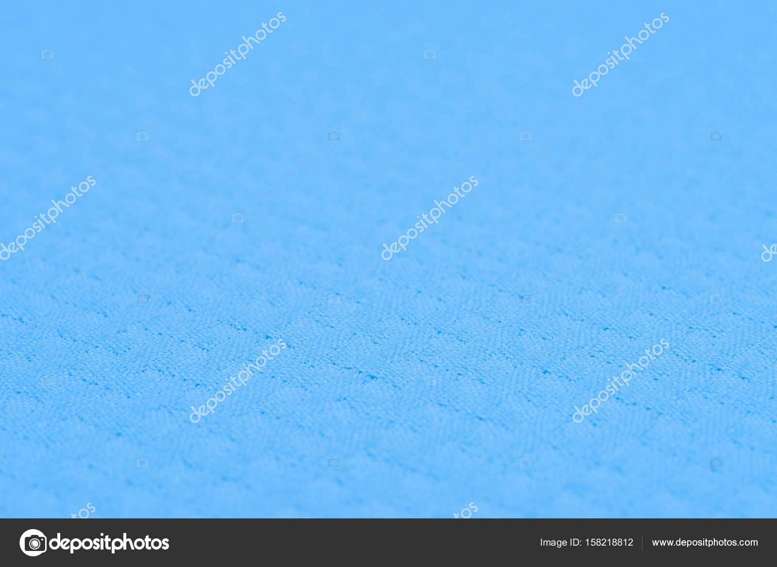 Hellblauer Stoff Textur. Zusammenfassung Hintergrund, leere Vorlage ...