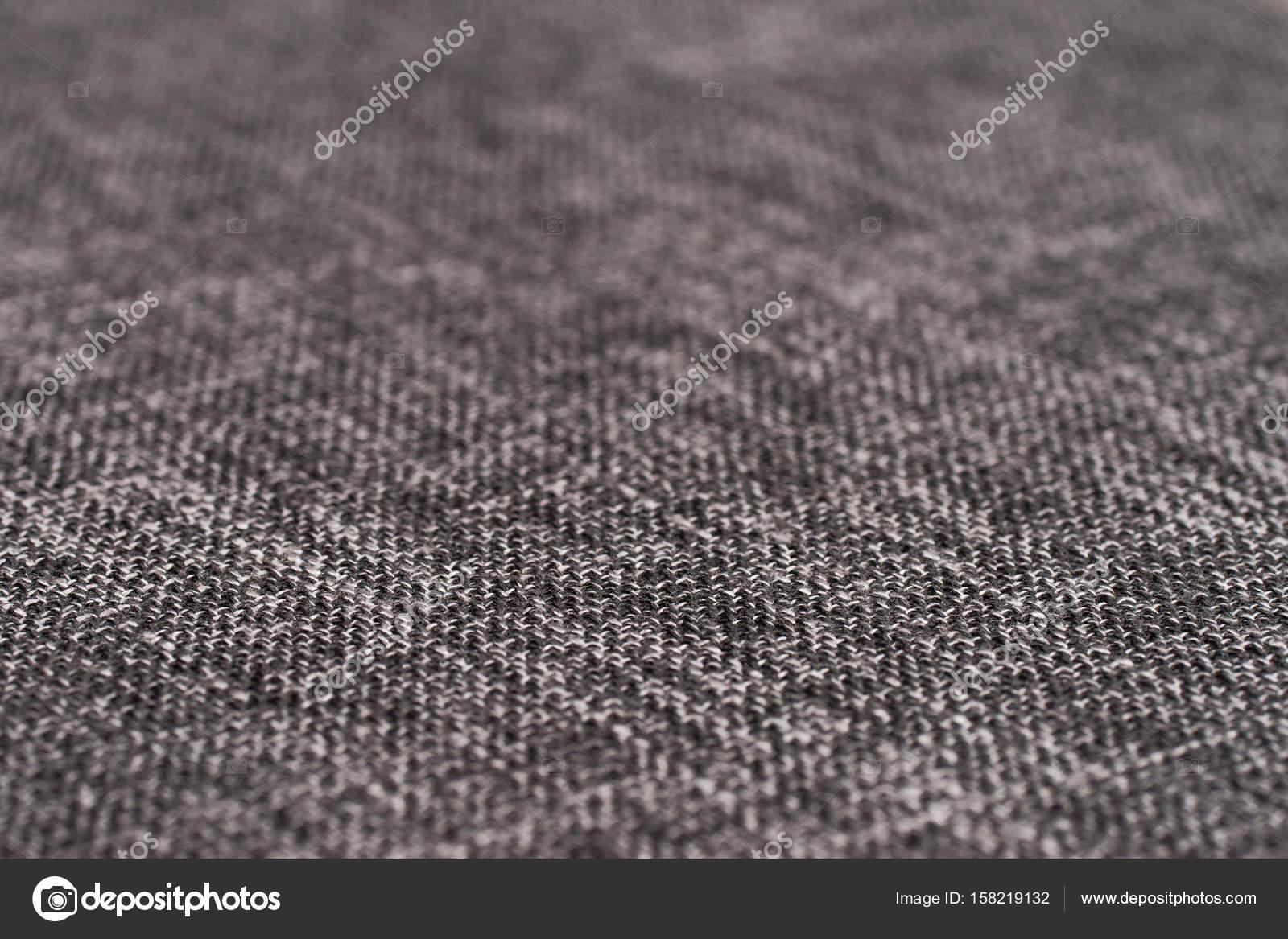 Graue Stoff Textur. Zusammenfassung Hintergrund, leere Vorlage ...