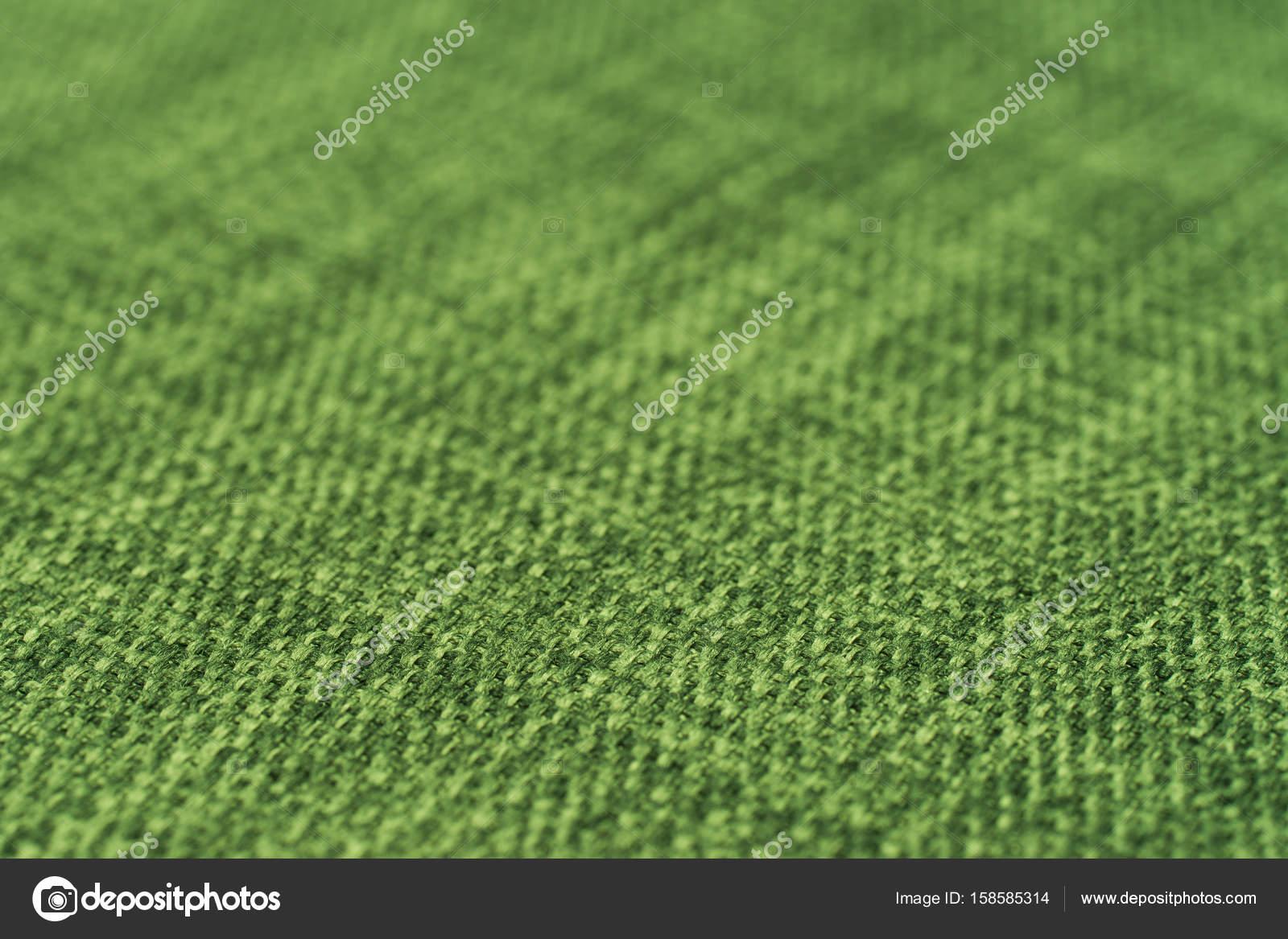 Grüner Stoff Textur. Zusammenfassung Hintergrund, leere Vorlage ...