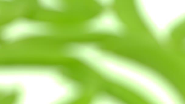 rozmazané zelené pozadí