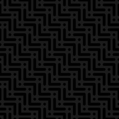 Herringbone neutral seamless pattern in flat style.