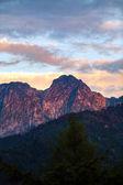Fotografie Giewont Mountain, inspirující hory krajina v létě Tatry