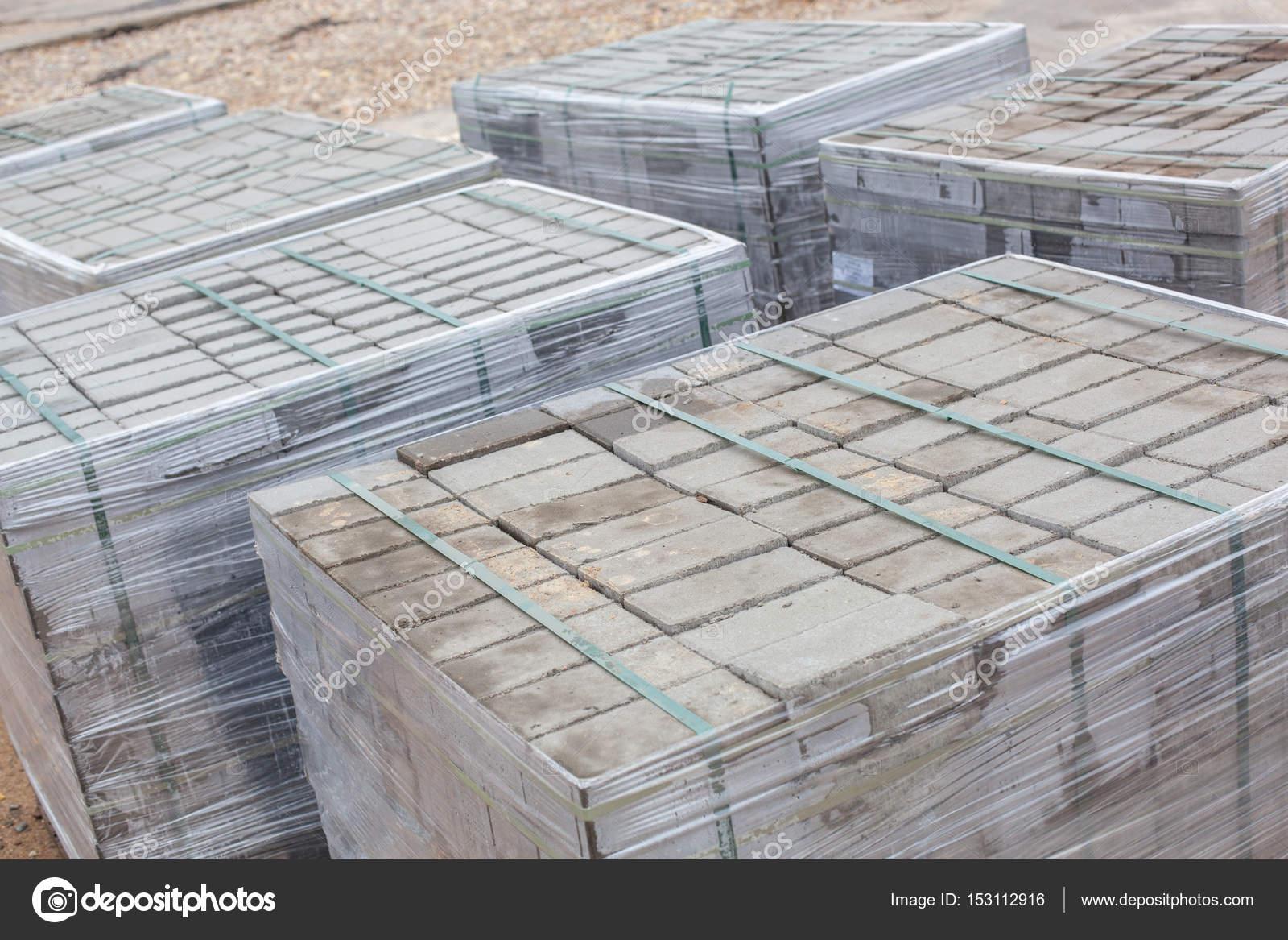 Magazzino della costruzione di piastrelle u2014 foto stock © claroscuro