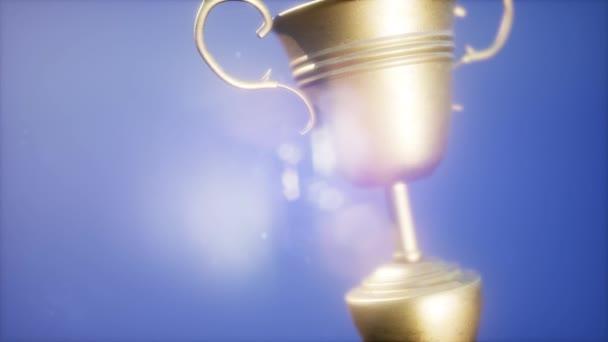 4 k szuper lassú Champion trophy kupa
