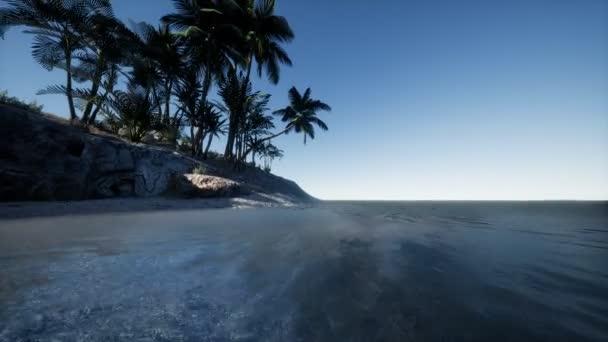 Trópusi sziget Maldív-szigetek