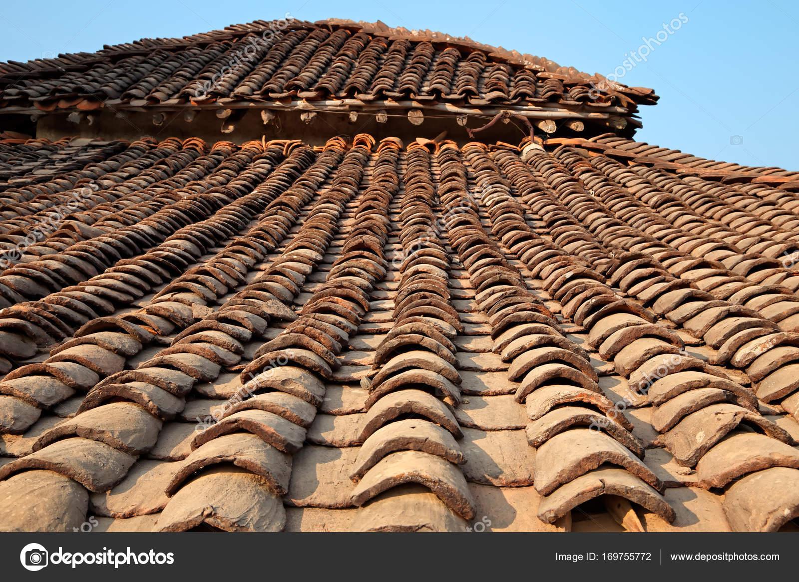 Ländliche indische Hütte — Stockfoto © EcoPic #169755772