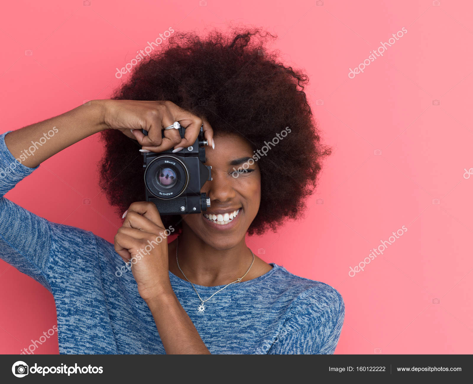 Young black girls on cam
