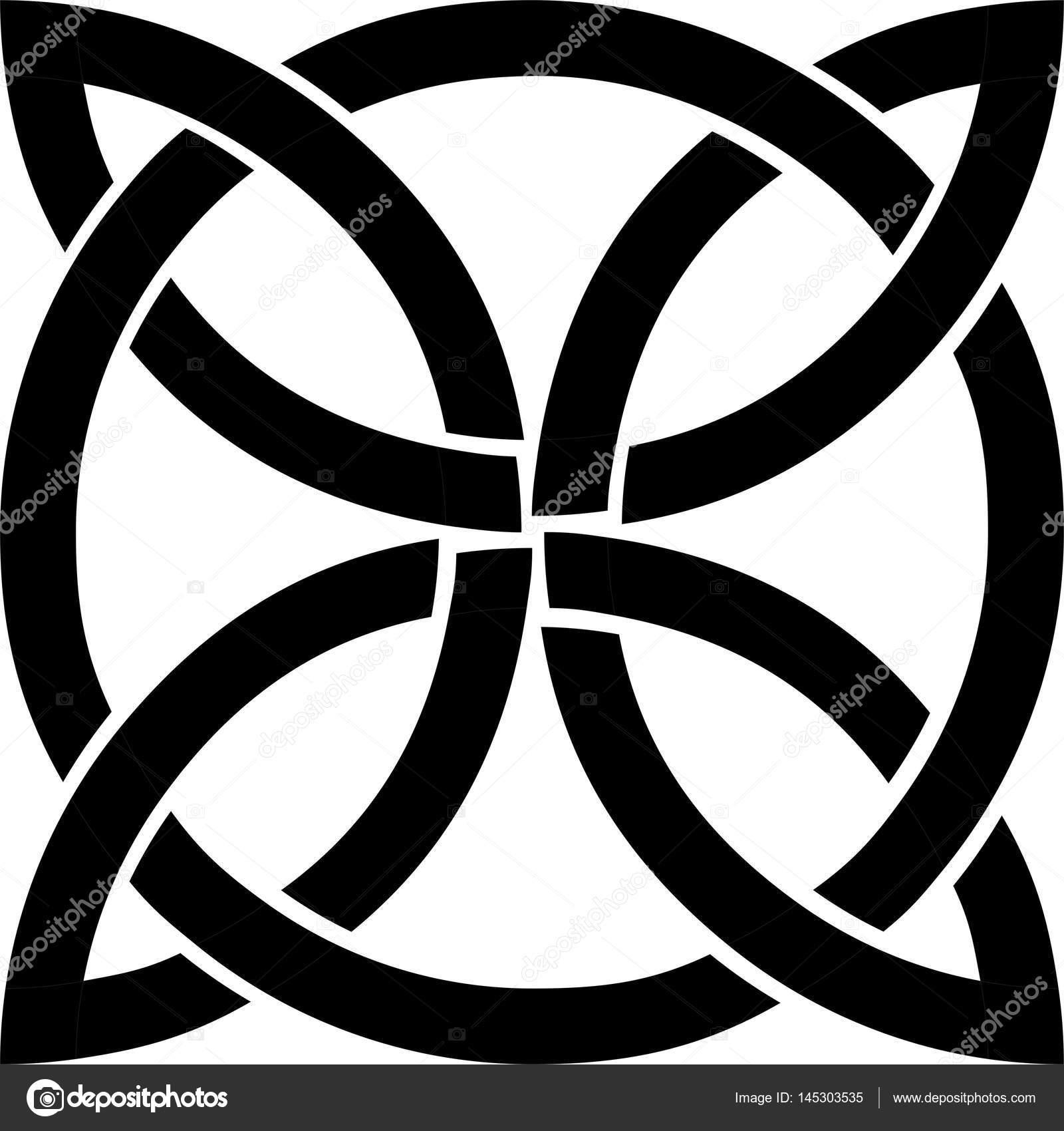 Celtic Knot Symbol Stock Photo Tony4urban 145303535