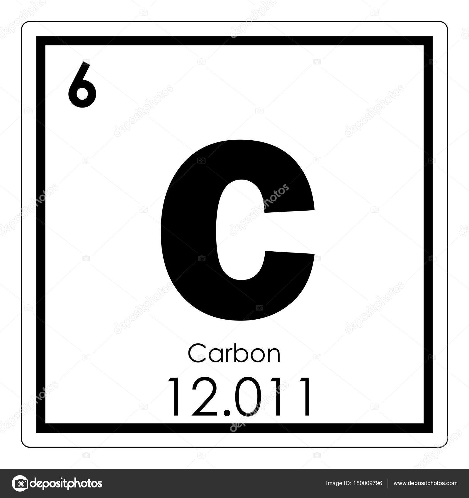 carbon chemical element � stock photo 169 tony4urban 180009796