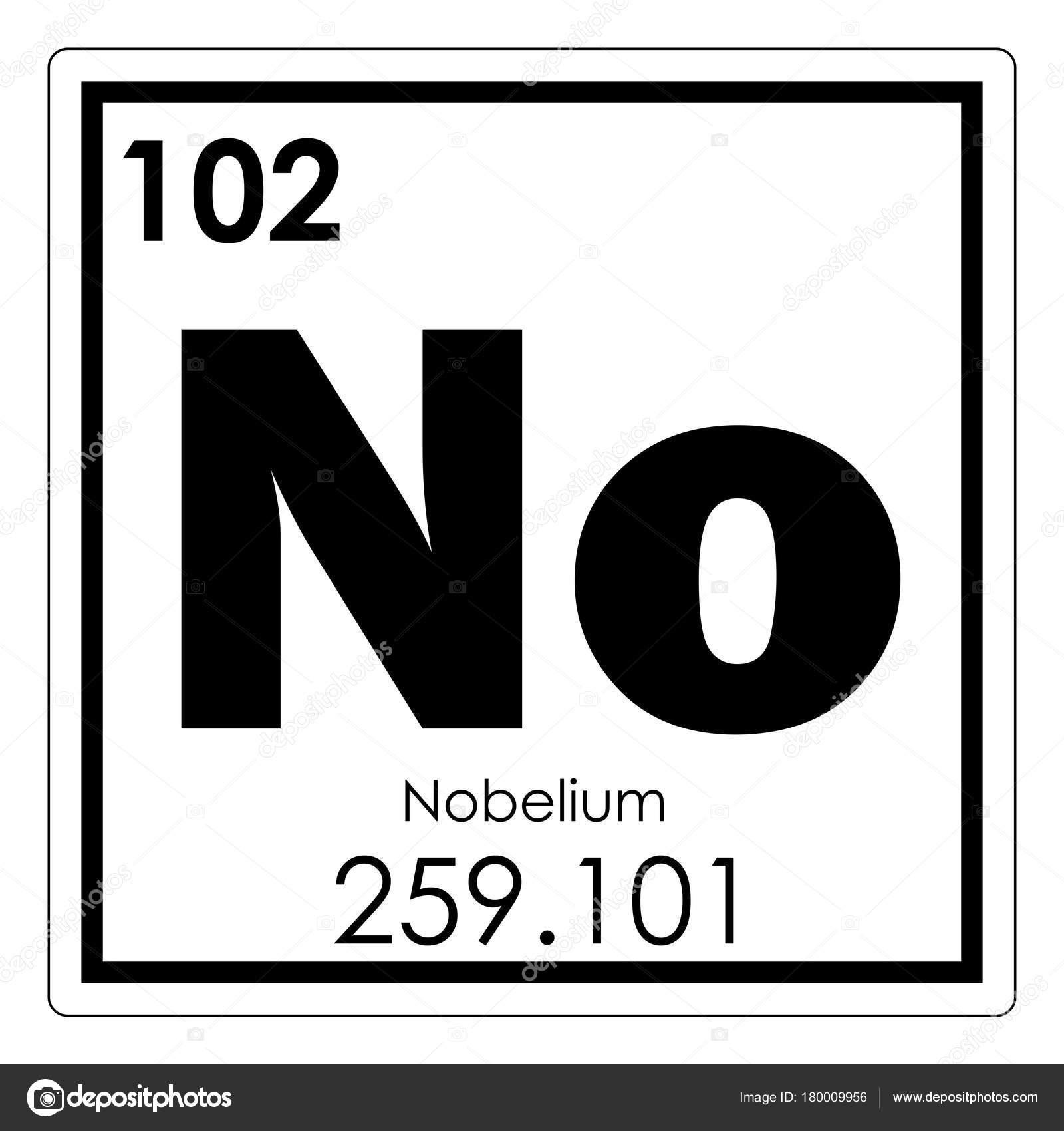 Nobelium chemical element stock photo tony4urban 180009956 nobelium chemical element periodic table science symbol photo by tony4urban buycottarizona