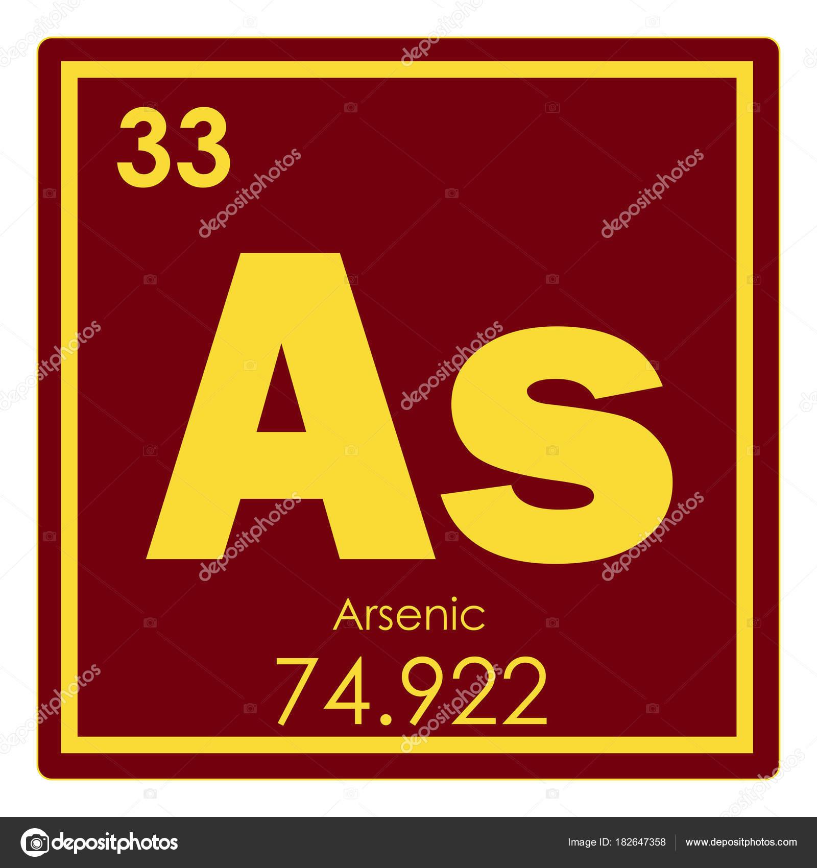Arsnico elemento qumico foto de stock tony4urban 182647358 smbolo de la ciencia de arsnico elemento qumico tabla peridica foto de tony4urban urtaz Gallery