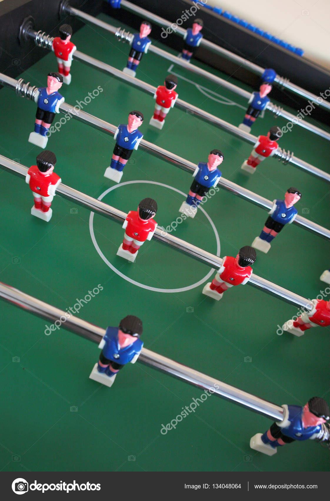 Juego De Mesa Futbol Foto De Stock C Kanareva 134048064