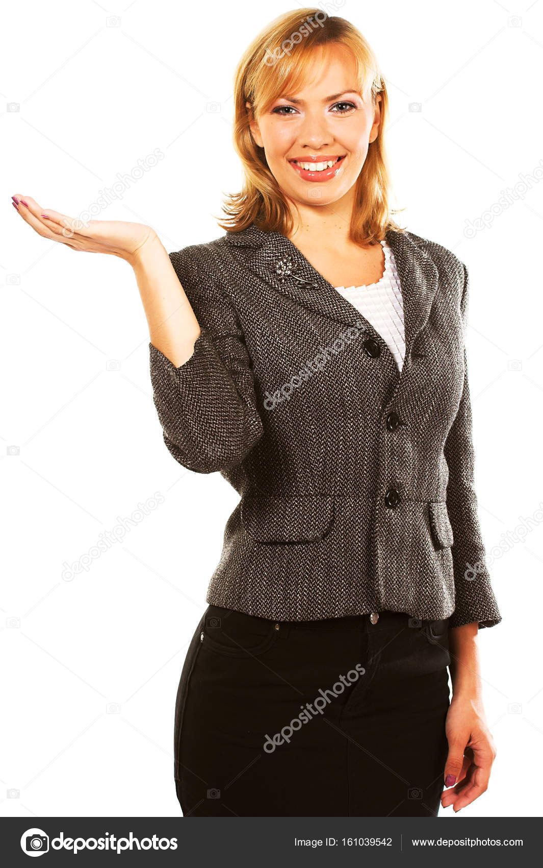 business white background