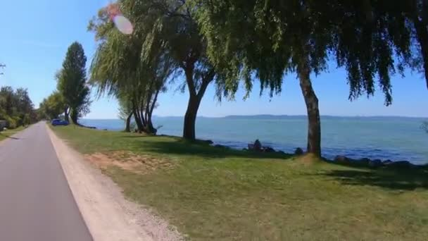 Gyönyörű magyar táj a híres Balaton közelében