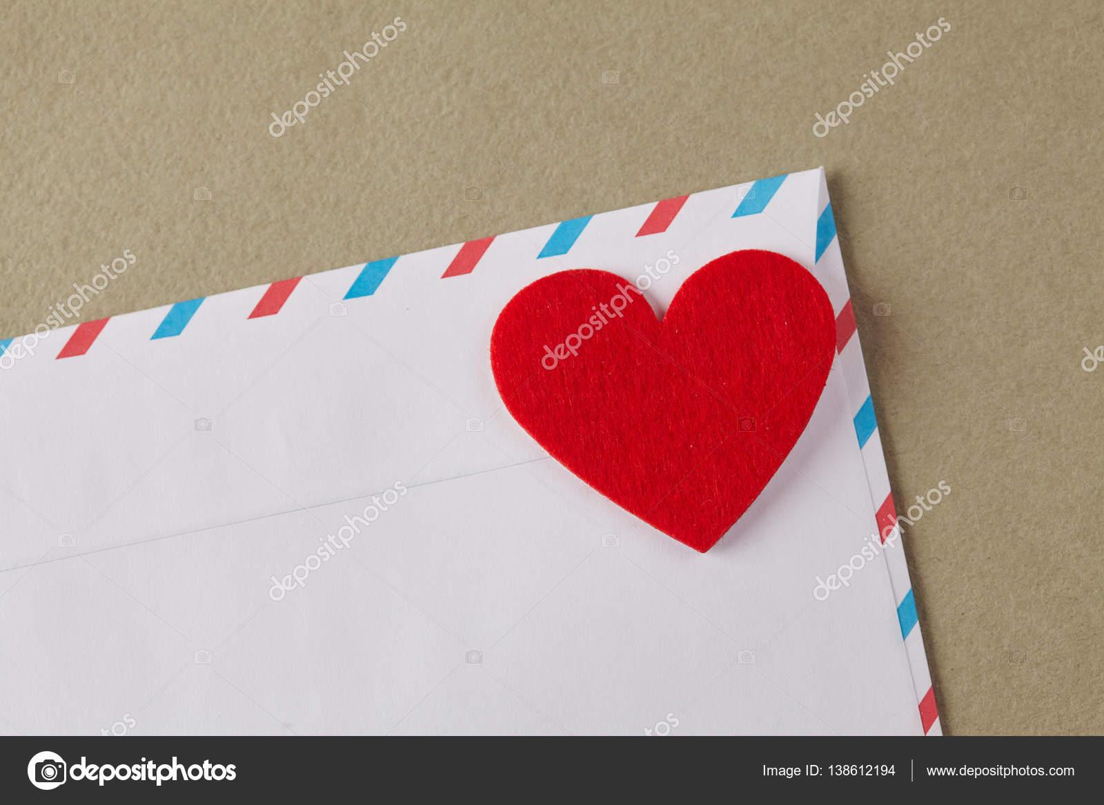 Envelopes For Valentine S Day Stock Photo C Strelok 138612194