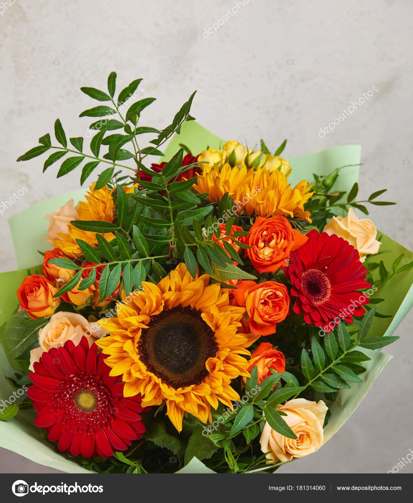 Beautiful fresh flower bouquet festive concept stock photo beautiful fresh flower bouquet festive concept stock photo izmirmasajfo Gallery