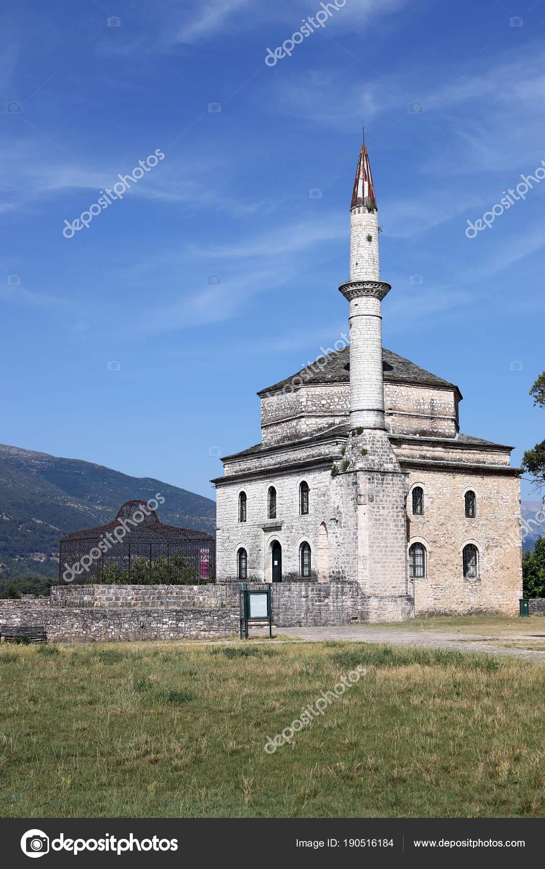 Αποτέλεσμα εικόνας για τζαμι ασλαν πασα ιωαννινα