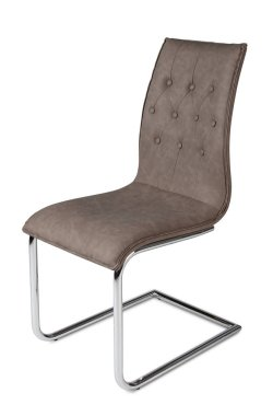 comfortable chair, for work and relax, isolated