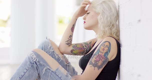 Сексуальные тату видео
