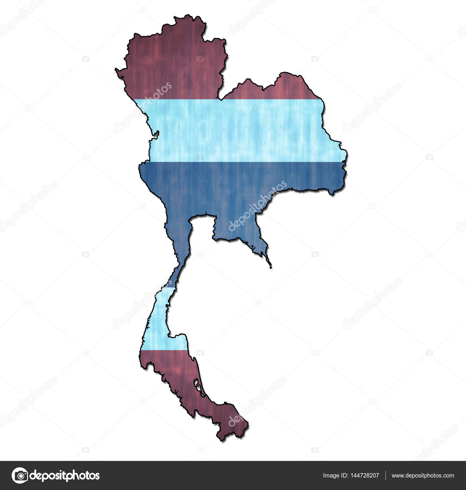 thailandia territorio