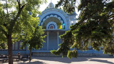 Lermontov gallery in Pyatigorsk