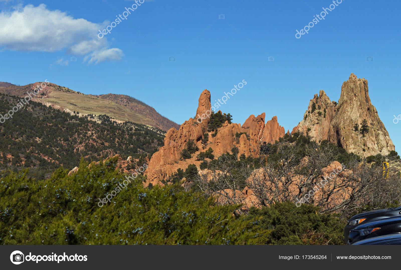 Garden of the gods colorado springs — Stock Photo © mikle15 #173545264