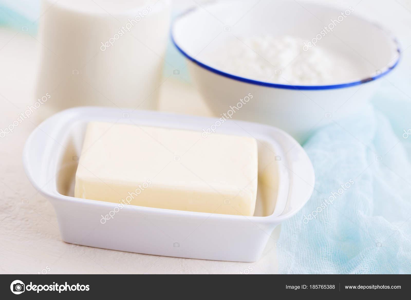 smör på burk