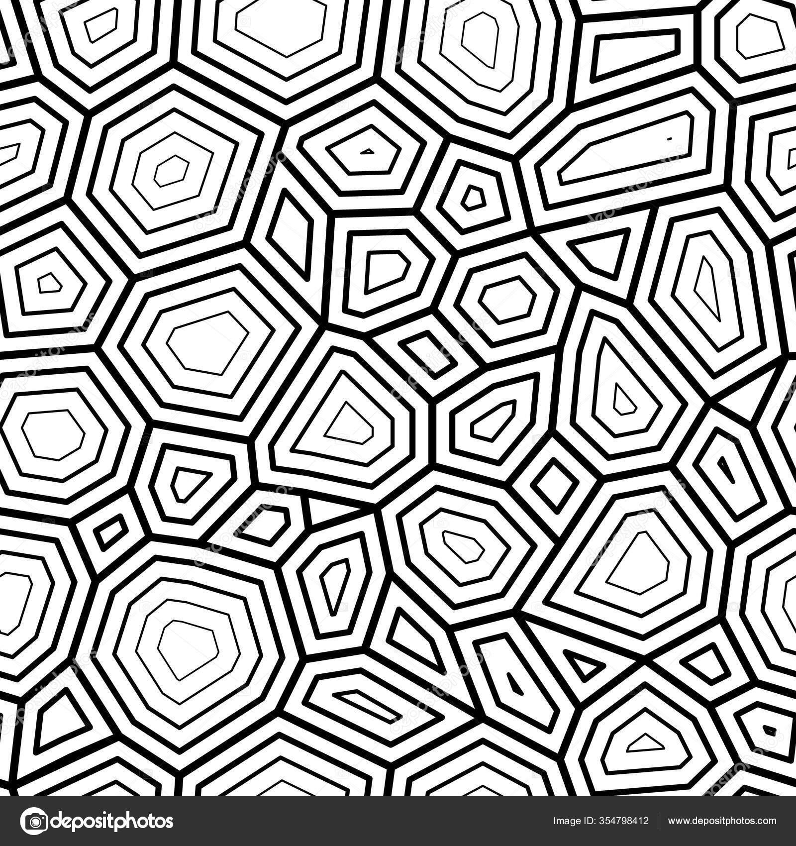 Seamless Pattern Ornate Turtle Shell Pattern Vector Seamless Pattern With Hand Drawn Doodle Turtle Shell Vector Stock Illustration Eps10 Stock Vector C Shekoru 354798412,Pet Tortoise Breeds