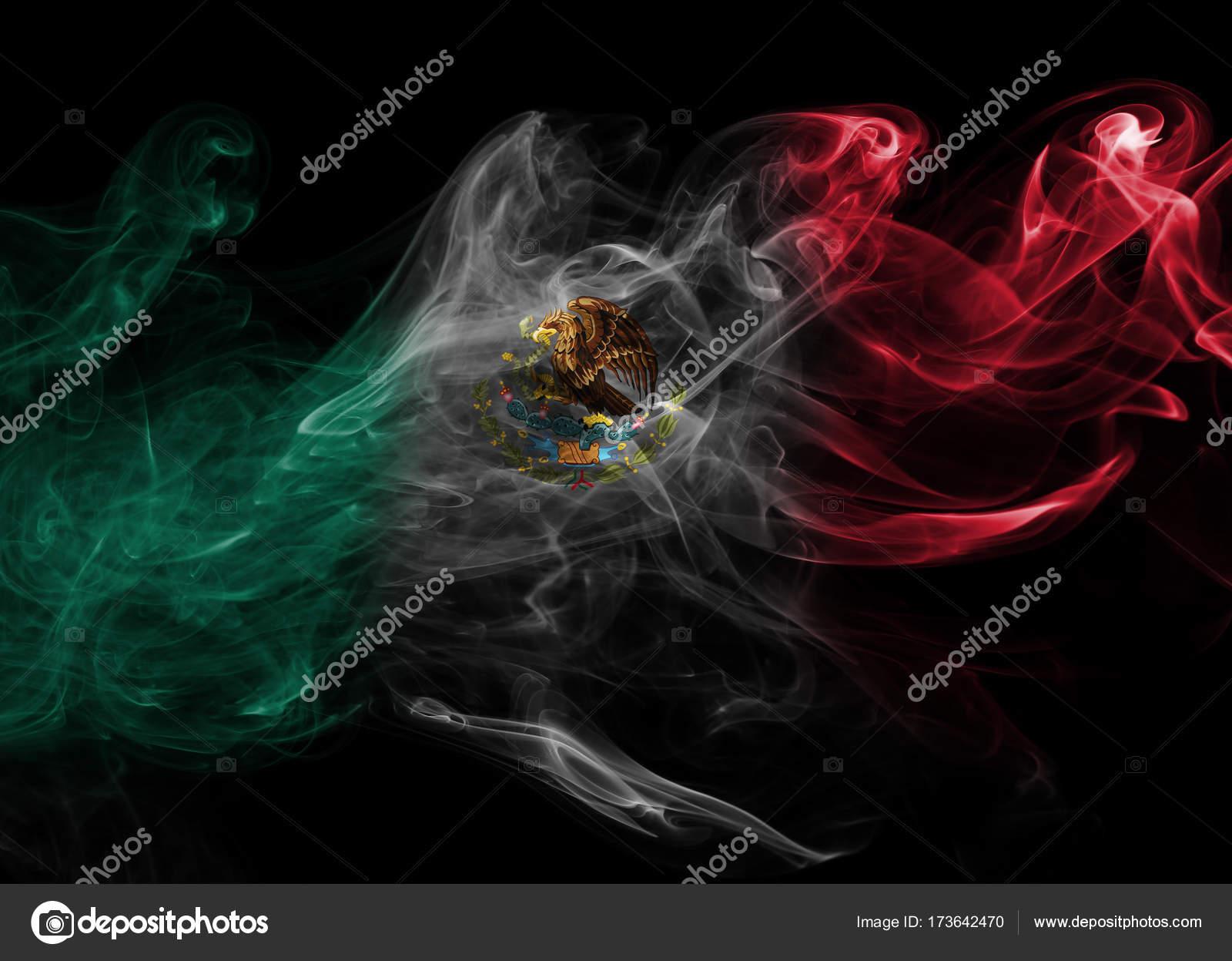 mexické kouření fotky