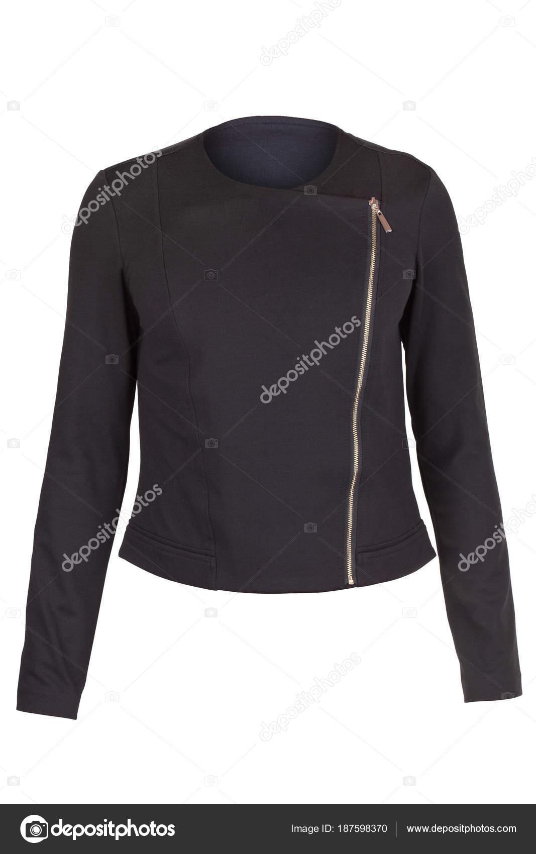 Damen Blazer mit Reißverschluss — Stockfoto © gsermek #187598370