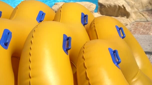 Water tube for sliding in water park