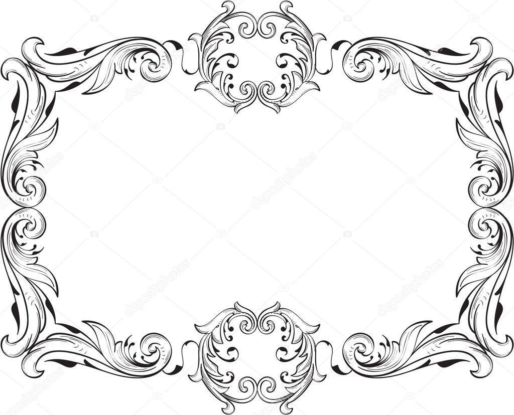 Gruß-Kunst-Rahmen — Stockvektor © buravtsoff #127560606