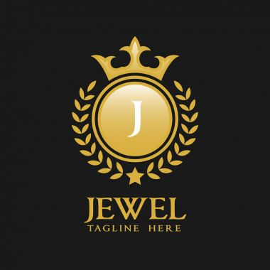 Letter J Logo - Classic Luxurious Style Logo Template