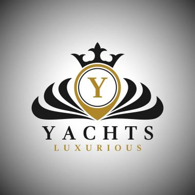 Letter Y Logo - Classic Luxurious Style Logo Template