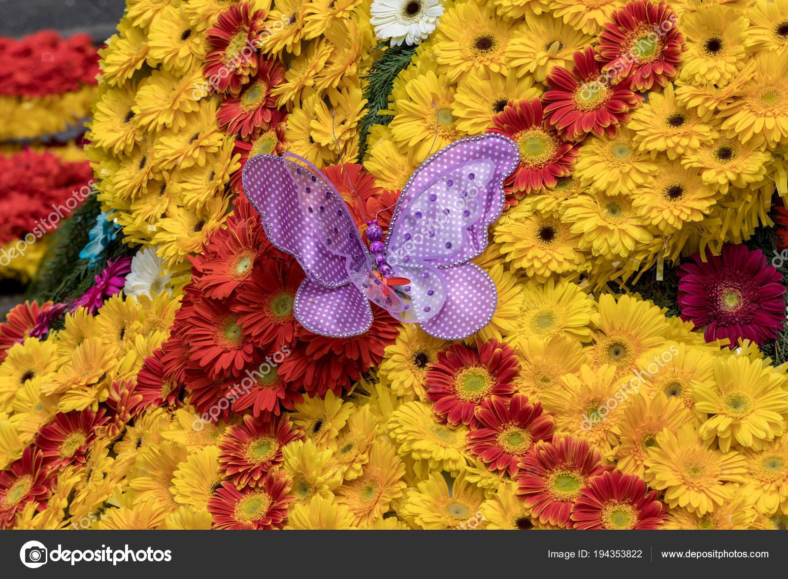 Bloemen decoratie het madeira bloemenfestival eiland for Bloemen decoratie