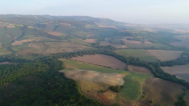 toskanische landschaft in italien