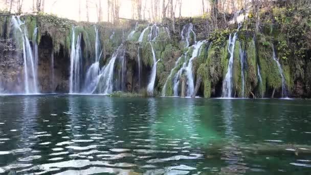 vodopády v Plitvická jezera