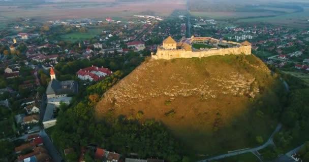 Antenna video-ból gyönyörű erőd, Sümeg, Magyarország