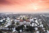 Königsburg in Godollo, Ungarn