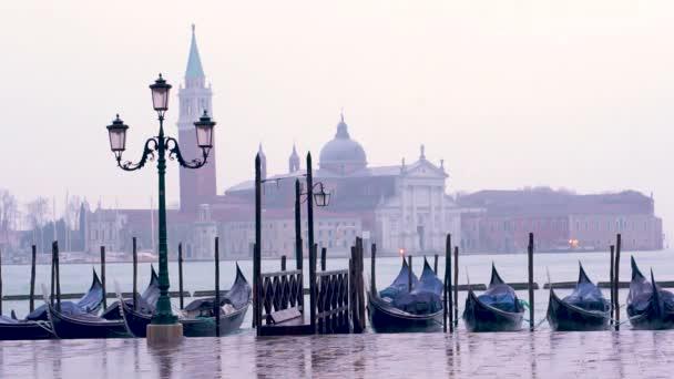 Gondolák itt: Velence, Olaszország