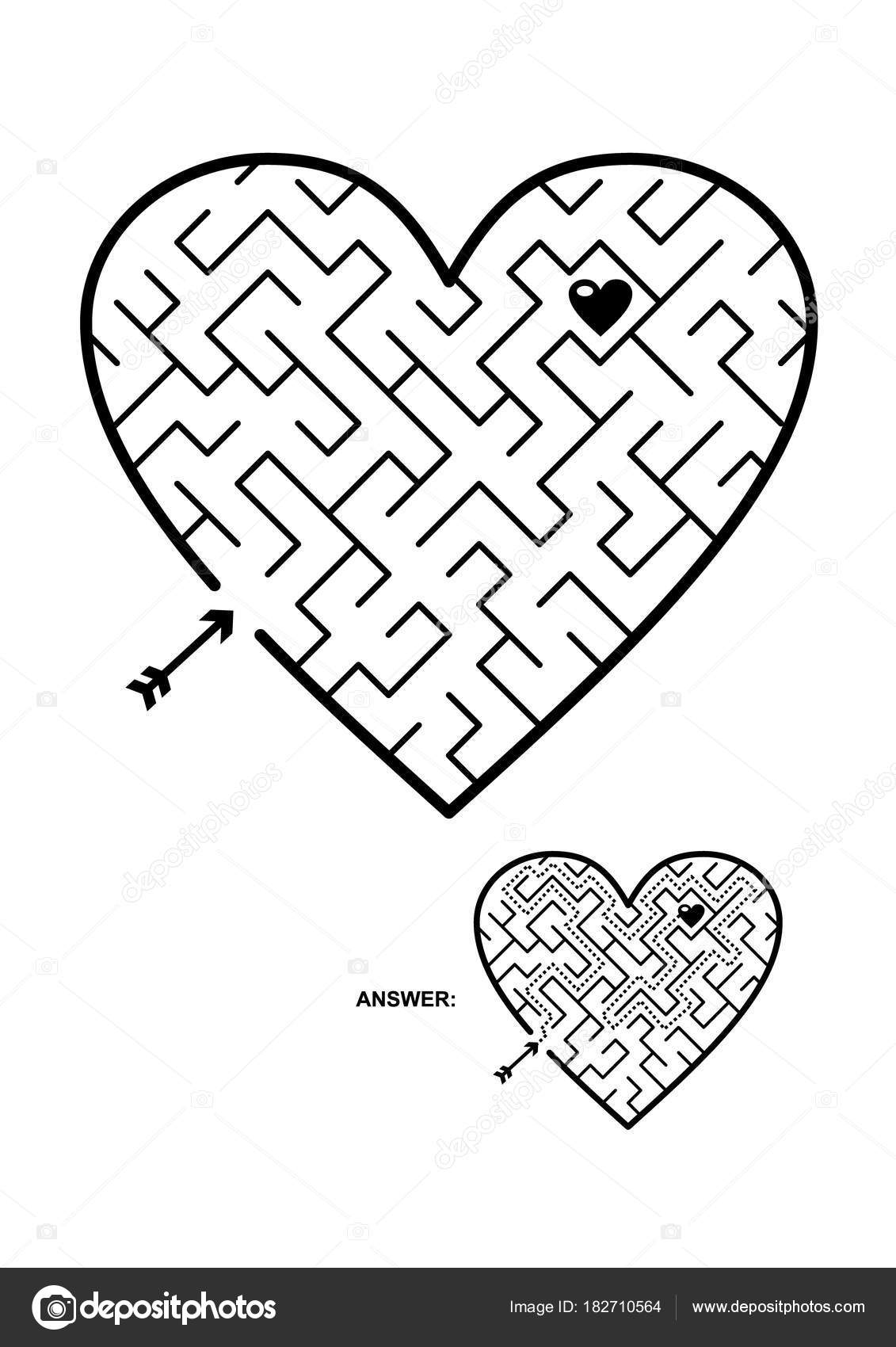It is a picture of Printable Heart Shapes in craft