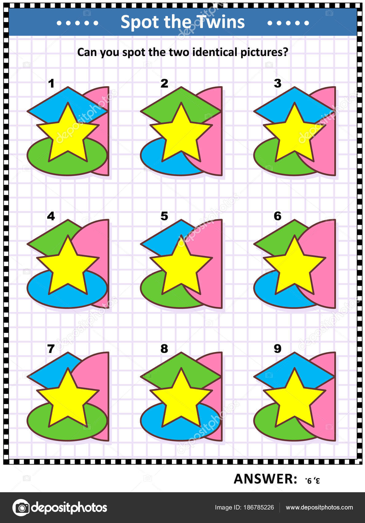 Training Pädagogische Mathe Puzzle Für Kinder Und Erwachsene Mit ...