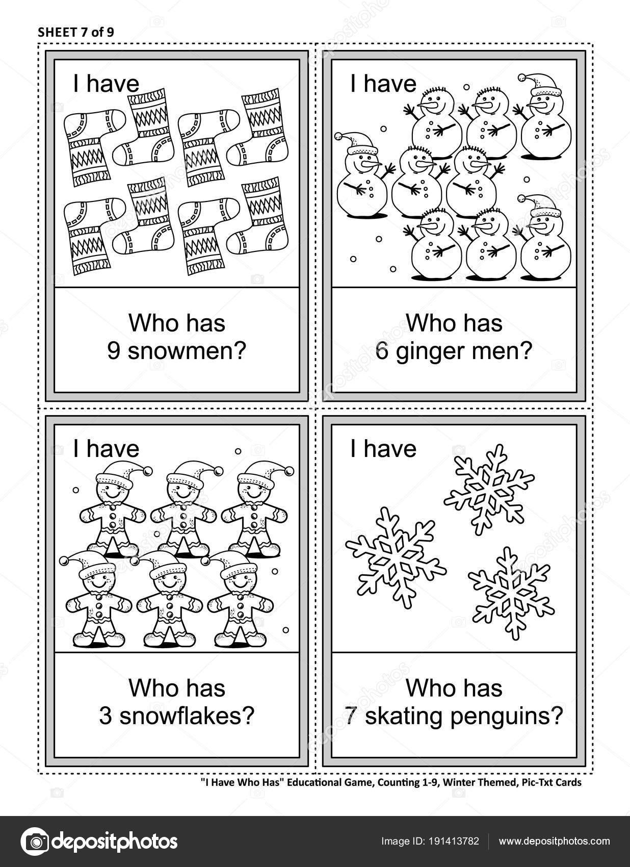 Pädagogische Mathe Kartenspiel Haben Wer Hat Für Die Gruppe Von ...