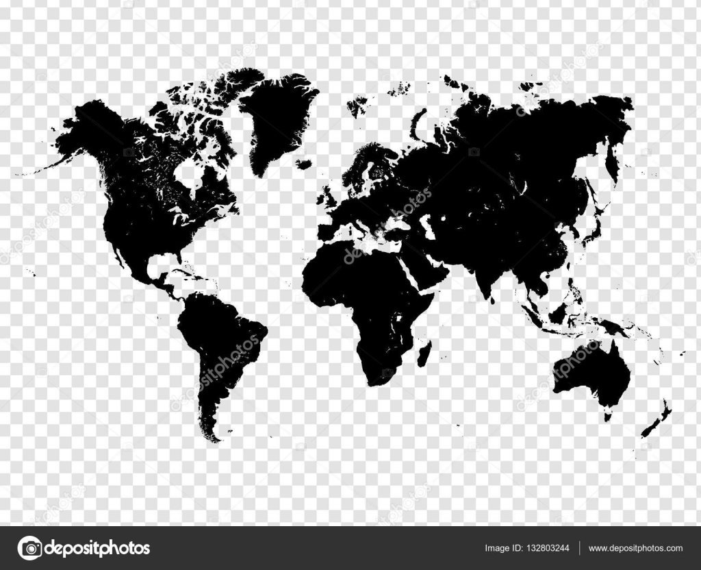Black world map icon stock vector hunthomas 132803244 black world map icon on checkered background vector illustration vector by hunthomas gumiabroncs Images