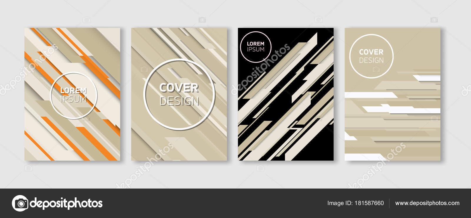 Diseño de cubiertas vectoriales mínimo | Diagonal de vibrante ...
