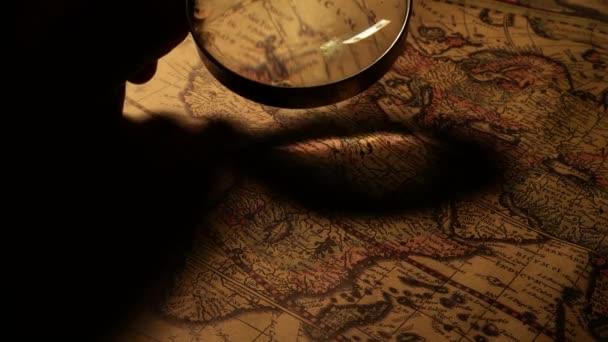 ročník stará mapa